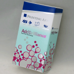 +AddBrilliance Cold Foil for Folding Cartons